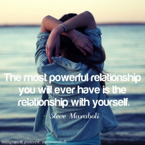 The most powerful relationship