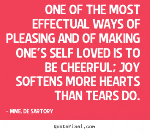 Tears Of Joy Quotes Than tears do - joy quotes