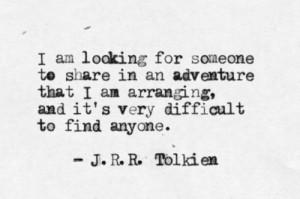 quote the hobbit jrr tolkien