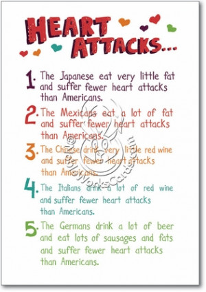 Heart Attack Naughty Funny Birthday Card Nobleworks