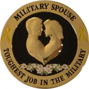 Happy Military Spouse Appreciation Day!!