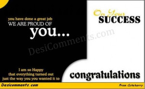 Congratulations Images For Success Congratulations on your