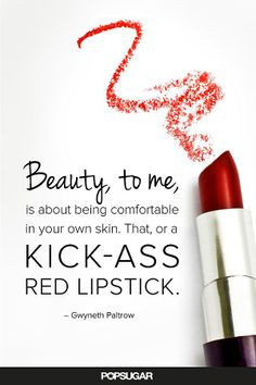 ... way more quotes about lipstick red lipsticks gwyneth paltrow lipsticks