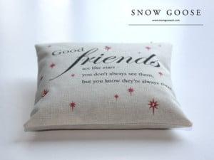 ... Pillow, Lavender Bag, Lavender, Friends, Sentimental Quote, Gift Idea