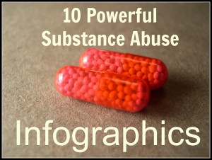 10 Powerful Substance Abuse Infographics for Red Ribbon Week