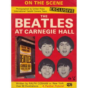 The Beatles Carnegie Hall...