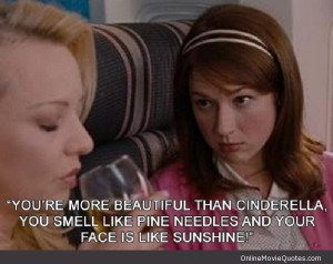 Movie line from the plane scene in the 2011 comedy Bridesmaids ...