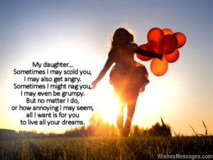Beautiful quote for daughter to express love for her 640x480 Birthday ...