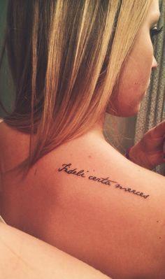 Tatuajes: Frases en latín y su significado para tu piel