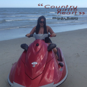 Quotes Picture: country girl to heart