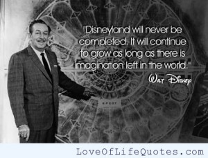 Disneyland is the star, everything else is in the supporting role.