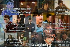 Neville Longbottom: The Bold by Gwevin4eva