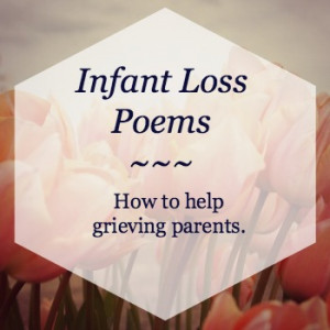 infant loss poems