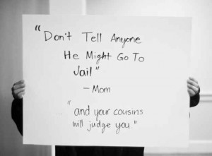 12 Quotes Said To Sexual Assault Survivors By Their Family Members. So ...