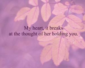 breakup hurt pain quote sad Favim.com 261168 Sad Quotes About Pain