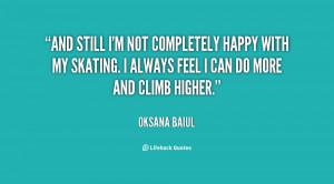Oksana Baiul Quotes