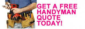 Handyman Quotes, Home Improvement, Home Renovation, Maintenance ...