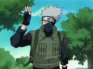 And my future dream is to be the greatest Hokage! Then the whole ...