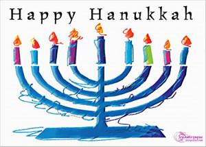Hanukkah Candle Clip Art Pictures