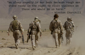 Famous Military Quotes
