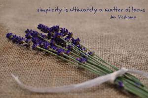 Lavender Quotes