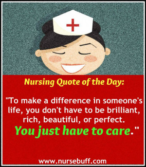 you are a NURSE! See More: Top 20 Inspirational Nursing Quotes To Live ...