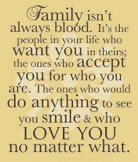 Extended Family. . .