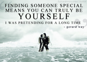 Finding Someone Special Quotes