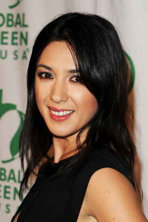 Michelle Branch at Global Green USA's Pre-Oscar Party