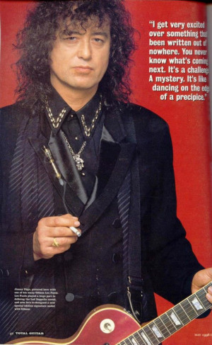 Jimmy Page/quote