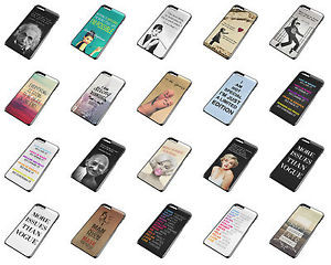 Famous-Quotes-iPhone-4-5-6-Plus-Galaxy-S3-S4-S5-Black-Phone-Case-Cover