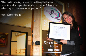 Sign-up today to get your Certified Dance Studio Professional Program ...