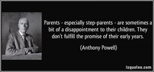 Quotes About Step Parents