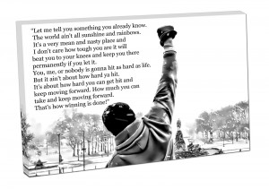 Rocky Balboa Quotes HD Wallpaper 19