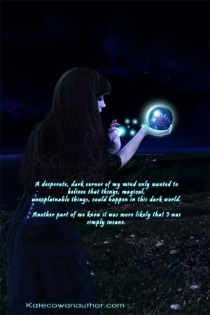 New quote from Garden of Eden!!