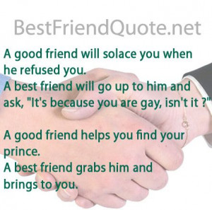 Gay Best Friend Quotes