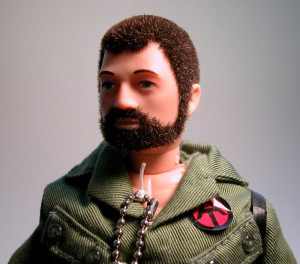 GI Joe scoffs at the latest round of accusations that hint that the ...