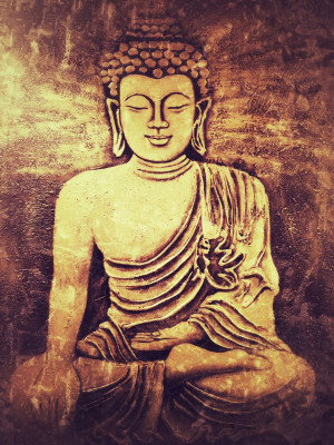 beautiful buddha painting images hd lord buddha images photos pictures ...