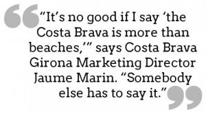 More Than Social Media: Costa Brava's Instagram Plans