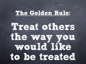 OOH! Use The Golden Rule to support in fangirling and relating with ...