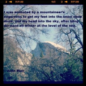 john muir quotes | John Muir Quote #92. | Don't Fence Me In.
