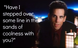 Ben Stiller Dodgeball Quotes