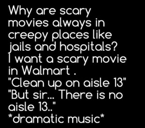 25 Scary Quotes