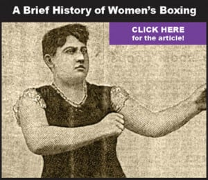 Brief History of Women's Boxing