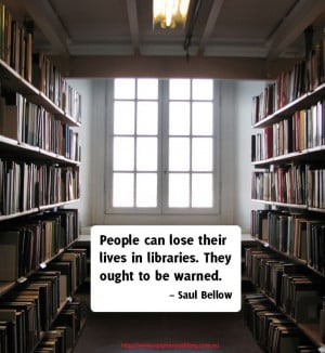 Quote about libraries #books #libraries
