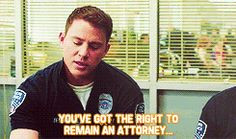 21 Jump Street Movie Quotes | ... and livingg lifeee ;) - MOVIE MEME ...