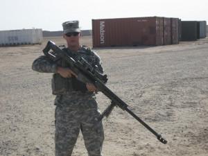 Caliber Sniper Rifle Cfsr