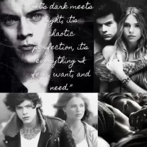 if this is to end in fire#hessa #after #harrystyles #tessayoung