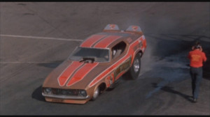 1972 Buttera Chassis Ford Mustang Top Fuel Funny Car 'Bounty Huntress'