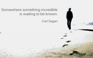 Carl Sagan Quote About Ignorance...